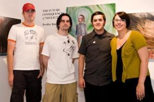 From Left: Jason Jensen, Myka Yott, Bradley Butler, Sarah Butler